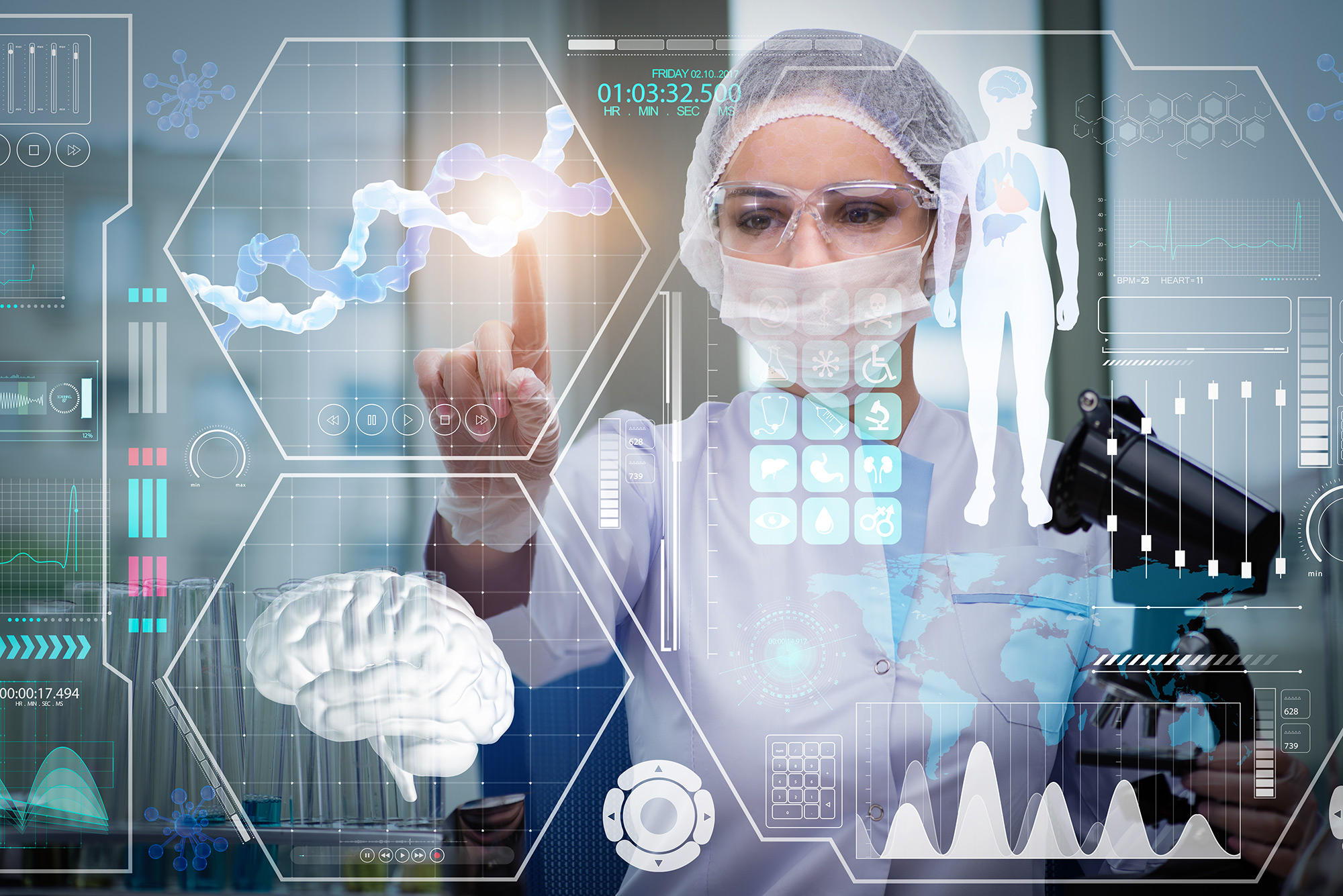 medicine medical ai health technology medizintechnik dati prevenzione salute come intelligenza artificiale certificado codem field grazie cambia medicina industry standards